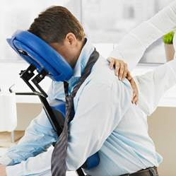 Read more about the article Massage Therapy in the Work Place